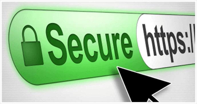 Secure Green Bar