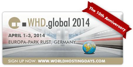 WHD.global 2014 | Europa-Park Rust, Germany | April 1st-3rd, 2014
